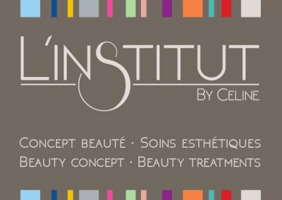 Page Facebook L'institut by Celine